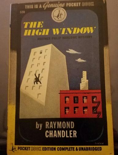 Chandler High Window
