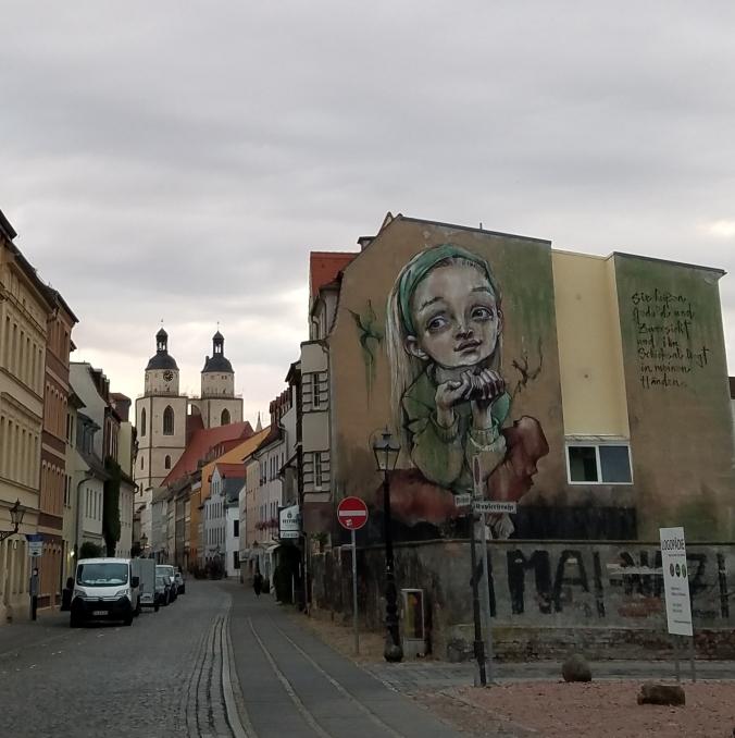 Wittenberg graffitti